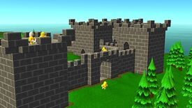 Image for Voxels, Strategy & Crafting: Castle Story