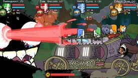 Image for Castle Crashers Crashes Into Steam