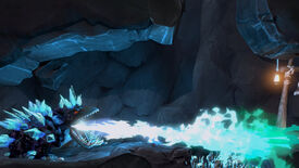 Image for Dark Humor: Double Fine's Cave Emerges Next Week