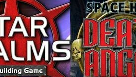 Image for Cardboard Children - Star Realms/Death Angel