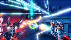 Image for Harmonix's Chroma: A Musical FPS Aiming To Do F2P Right