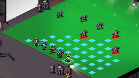 Image for Mighty Morphin' Management: Chroma Squad Released