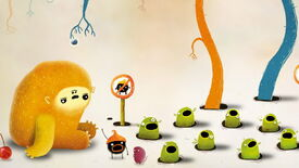 Image for Botanicula dev's Chuchel bouncing out in March