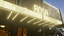 Image for Explore the golden age of Hollywood romance in The Cinema Rosa
