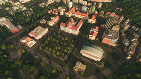 Image for Cities: Skylines enrols Campus expansion