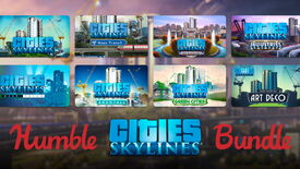 Image for Build your Cities: Skylines collection from $1 with the latest Humble Bundle