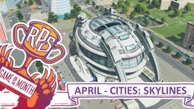 Image for Game Of The Month: April - Cities: Skylines