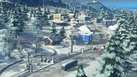Image for Cities: Skylines Snowfall Sweeping In On February 18th