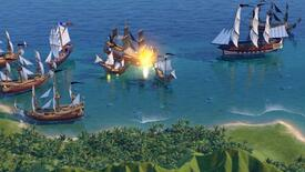 Image for Civilization VI has gone all Sid Meier's Pirates with a swashbuckling new mode