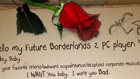 Image for LAN, FOV, PC UI: Borderlands 2 Wants You Bad, Baby
