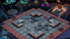 Image for Rust studio's robo-tactics game Clatter whirs out