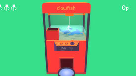 Image for Clawfish - a claw machine for nabbing slippery friends