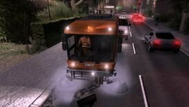 Image for Street Cleaning Simulator: Diary Of A Street Cleanin' Man