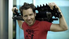Image for Back To Reality: Cliff Bleszinski Leaves Epic