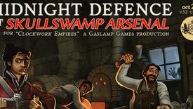 Image for Clockwork Empires Fixes Corpses, Hunger, Fishpeople