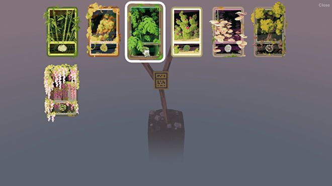 Cloud Gardens review: zen gardening in the middle of the wasteland