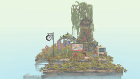 Image for Cloud Gardens review: zen gardening in the middle of the wasteland