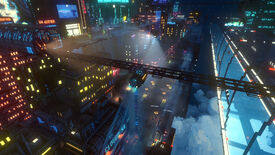 Image for Cloudpunk's city becomes personal with a new first-person view