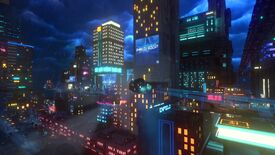 Image for Cloudpunk will deliver packages and a story next month