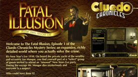 Image for Have You Played... Cluedo Chronicles: Fatal Illusion?