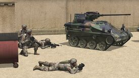 Image for The Flare Path: Tankettes Etcetera