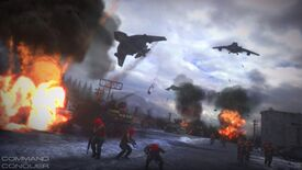 Image for Defeat: EA Cancels Command & Conquer, Closes Victory