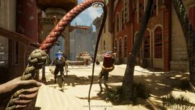Image for Whipping it into shape: City Of Brass's Early Access