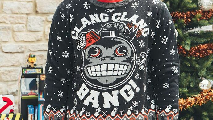 Image for Please help me to understand these Christmas jumpers