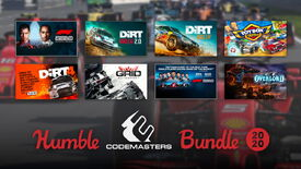 Image for The latest Codemasters Humble Bundle is a whole lot of racing games for £12 / $15