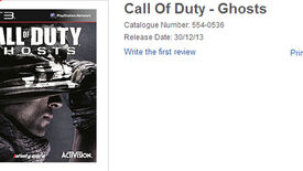 Image for Post-Modern - 'Call Of Duty: Ghosts' Busted