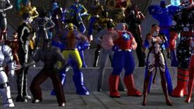 Image for Pre-Free: City Of Heroes Freedom Trialling