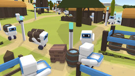 Image for The Colonists is a settlement building game with cute robots, coming to Early Access