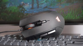 Image for Corsair Ironclaw RGB review: Comfort, speed and style