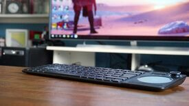 Image for Corsair K83 Wireless review: Your new lapboard replacement?