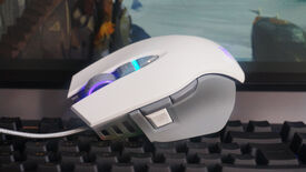 Image for Corsair M65 RGB Elite review: Taking the weight off