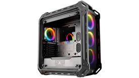 Image for Cougar's Panzer EVO RGB goes mad on LEDs this June