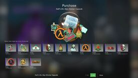 Image for Counter-Strike: Global Offensive has new Half-Life stickers, pins, and patches