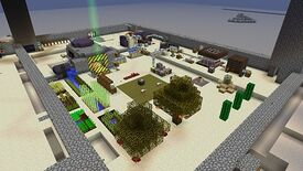 Image for Diary: Surviving A Minecraft Modpack Crash Landing