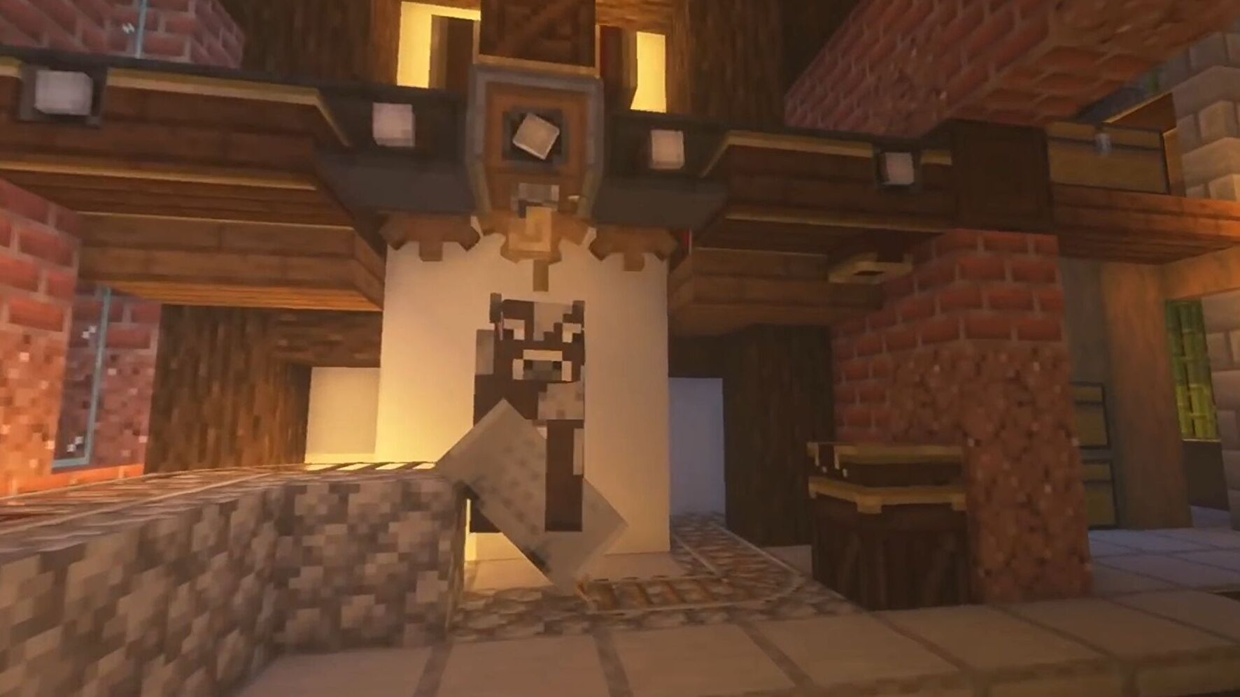 This mod's amazing contraptions made me reinstall Minecraft