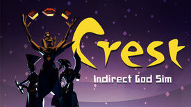 Image for Odd god game Crest ascends from Early Access