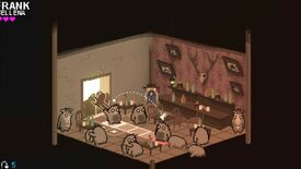 Image for Eyeballin' This: Turn-based Bar Fighting With Cute Animals