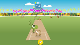 Image for Google's cute cricket game marks ICC Champions Trophy