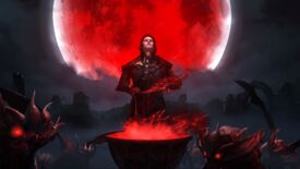 Image for Gwent expansion Crimson Curse gets appropriately gory trailer