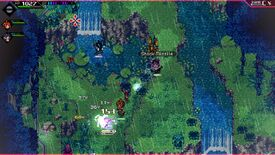 Image for CrossCode adds arena battles, new quests and pettable pets today