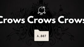 Image for Crows Crows Crows Kicks Off With An ARG
