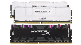 Image for These 16GB and 32GB Crucial and HyperX RAM kits are up to £20 off right now