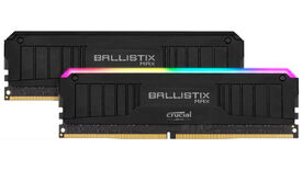 Image for Crucial's new Ballistix MAX RAM lets you 3D print your own lightbar