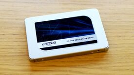 Image for Crucial MX500 review: Better value than Samsung's 850 Pro SSD