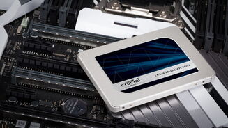 Image for Crucial's MX500 2TB SSD reaches £140, a historic low price