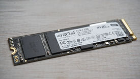 Image for Crucial's P1 is a great value NVMe SSD, but it's not without its faults